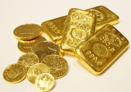 金 インゴット メイプルリーフコイン