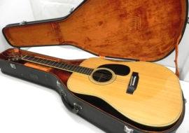モーリス/アコースティックギター/45H/ハードケース付