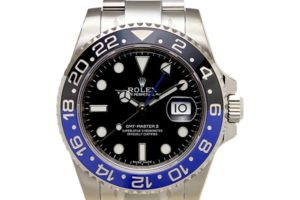 ロレックス GMTマスター2 116710BLNR デイト