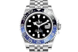 ロレックス GMTマスターⅡ 126710BLNR  デイト