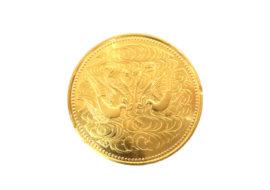 天皇陛下御在位六十年記念10万円金貨 20g
