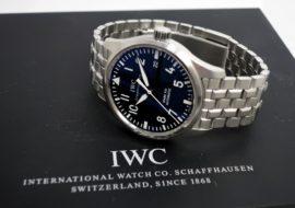 IWC パイロットウォッチ マーク16 IW325504